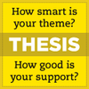 Thesis Theme icon