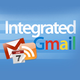 Integrated Gmail icon