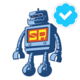 Sticker Robot icon