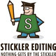 Stickler Editing icon