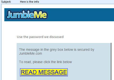 Jumbleme screenshot