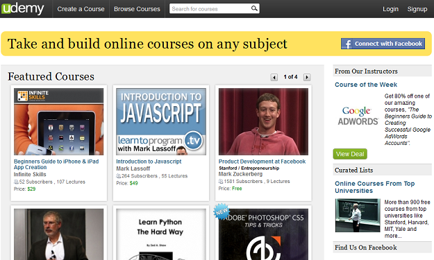 Udemy screenshot