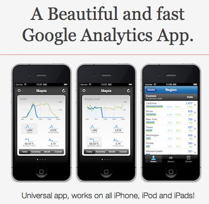 Quicklytics screenshot